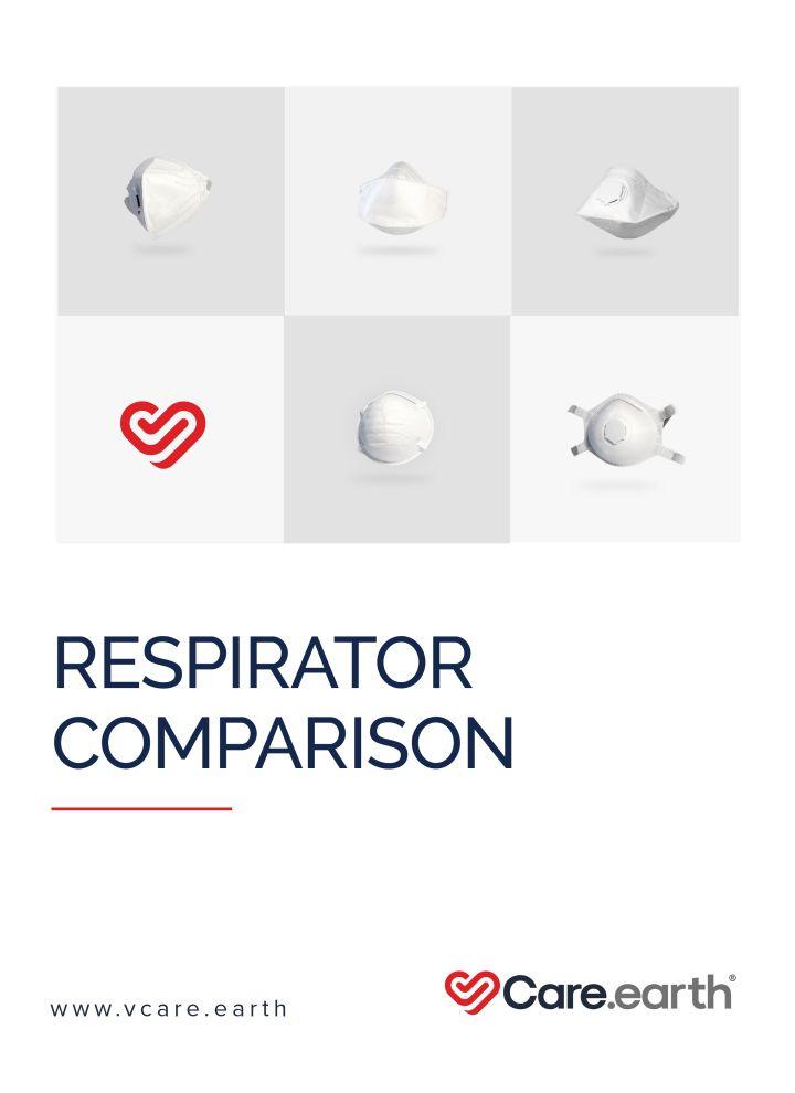 Vcare Earth VCare Respirator Comparison